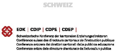 Schweizerische Konferenz der kantonalen Erziehungsdirektoren , Logo